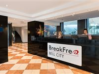 Reception - BreakFree Bell City