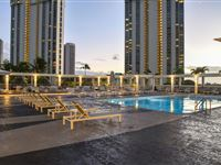 Pool Deck - Ala Moana Honolulu by Mantra