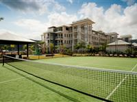 Tennis Court - Mantra Boathouse Apartments