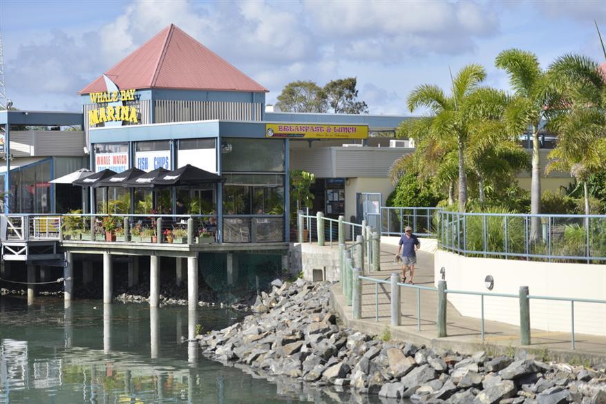 Restaurants Near Hervey Bay Boat Club