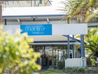Entrance - Mantra Hervey Bay