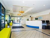 Reception - Mantra Hervey Bay