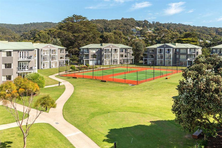 Tennis Court Mantra Lorne