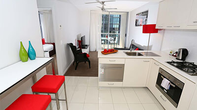 Long Stay Accommodation - Mantra Midtown
