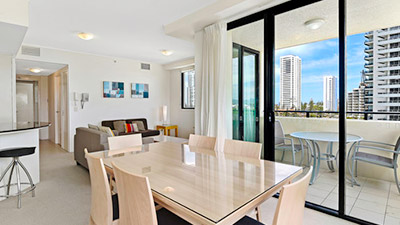 Long Stay Accommodation - Mantra Broadbeach on the