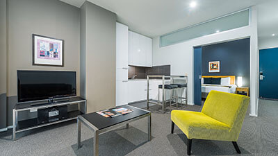 Long Stay Accommodation Melbourne - Mantra 100 Exh