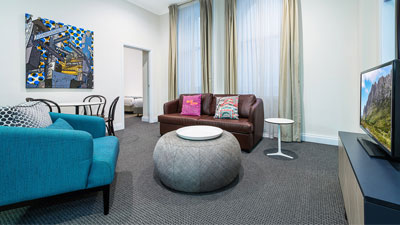 Long Stay Accommodation Melbourne - Mantra City Ce