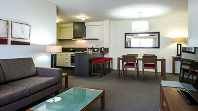 Long Stay Accommodation Perth - Mantra on Hay