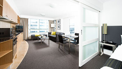 Long Stay Accommodation Sydney - Mantra on Kent