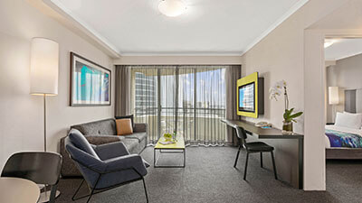 Long Stay Accommodation Sydney - Mantra Parramatta