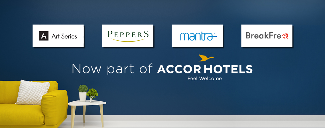 Now part of Accor Hotels