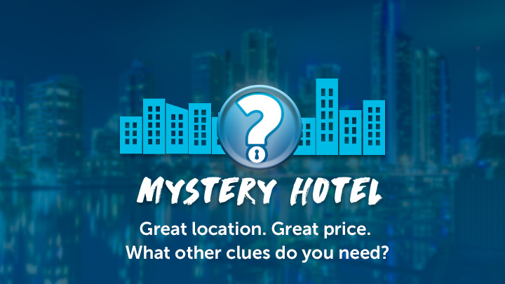 Mystery Hotel Deals