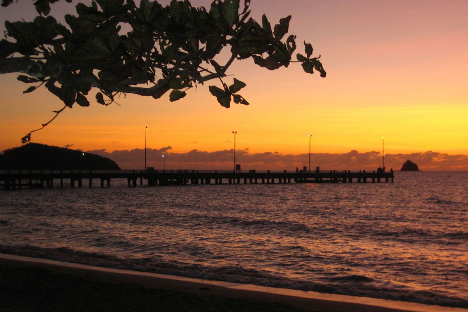 Great fishing spots in Palm Cove