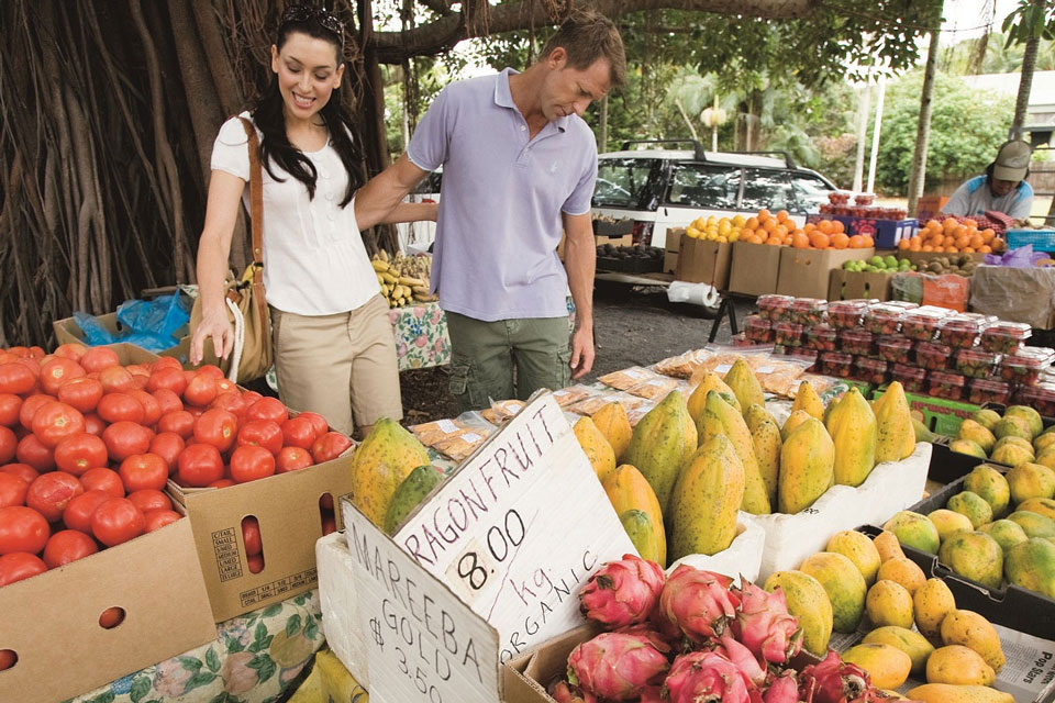 Wanted fresh food markets and crafts in Palm Cove
