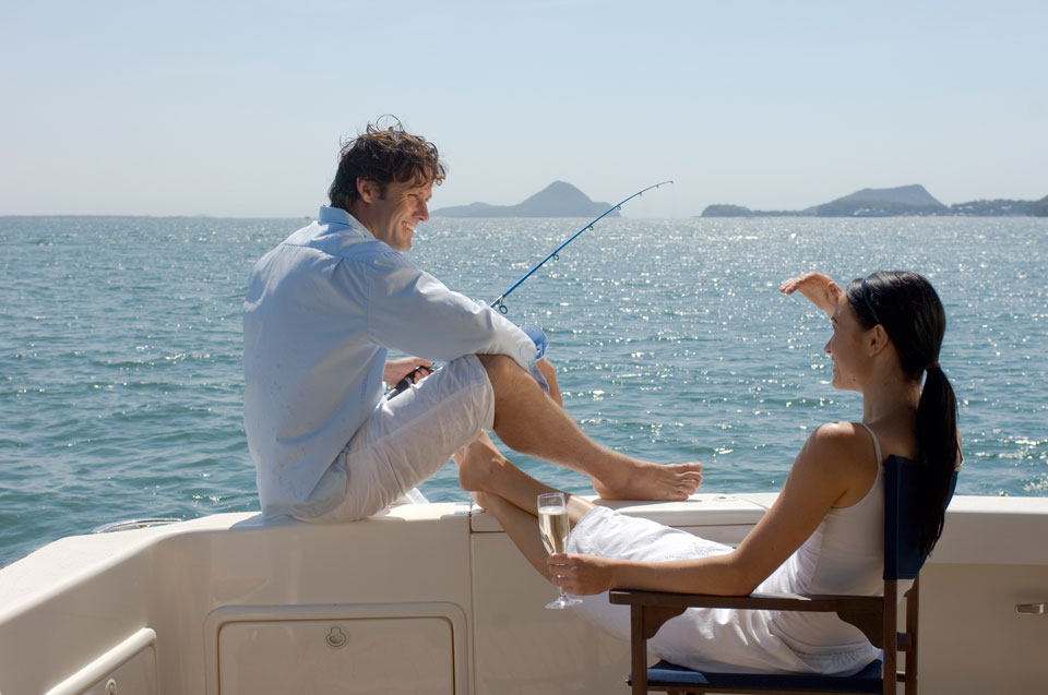 Enjoy great fishing spots on Magnetic Island