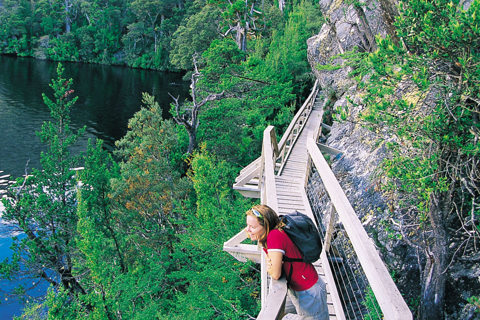 Discover nature on guided tours Peppers Cradle Mountain Lodge