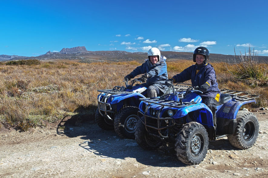 Quad Bike Tours Cradle Mountain