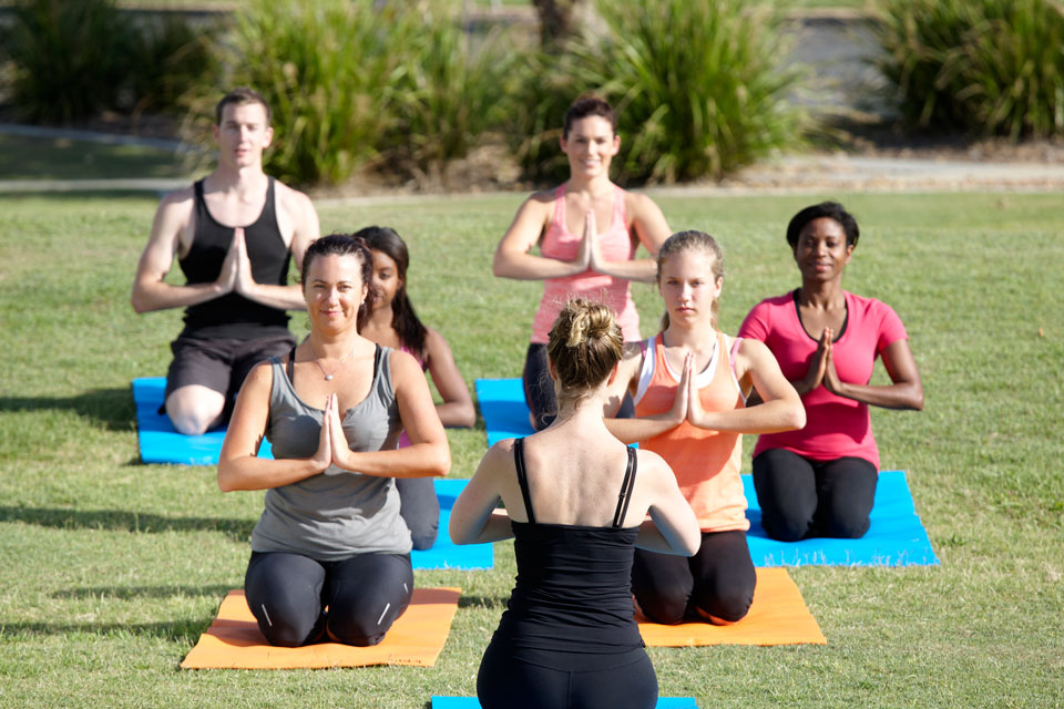 Yoga classes in Canberra