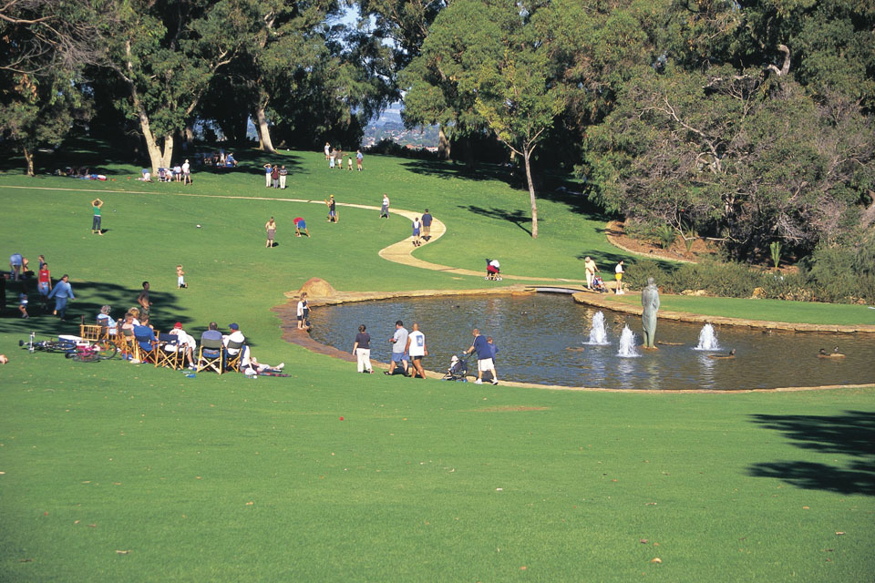 Kings Park and Botanical Gardens