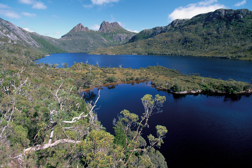 Cradle Mountain and Central Highlands National Park