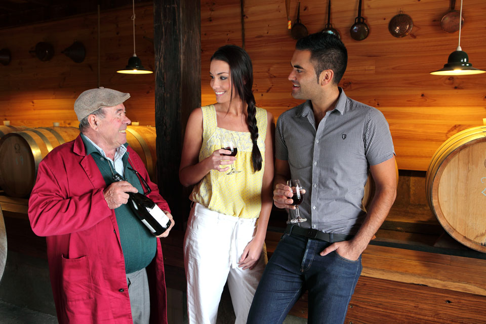 Vineyard Tours available in Tasmania